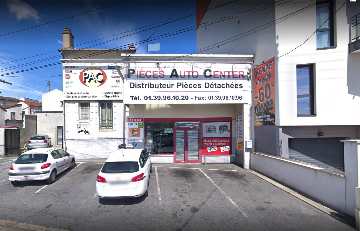 Photo Pieces Auto Center - Gefauto